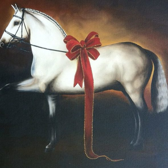 The Gift Horse: Sold